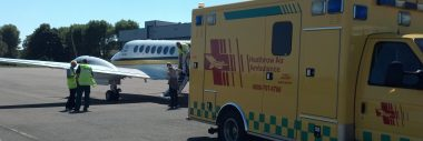 Dedicated Air Ambulance Service