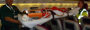 Medical Escorts for Commercial Flights